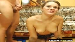 Slapping Britney Tits