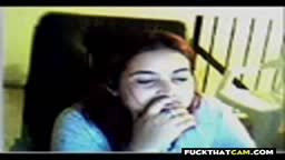 arab girl on webcam   with big boobs 1
