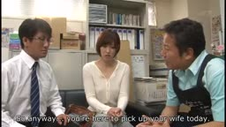 Japanese english subtitle How My Wife Was Fucked by stranger
